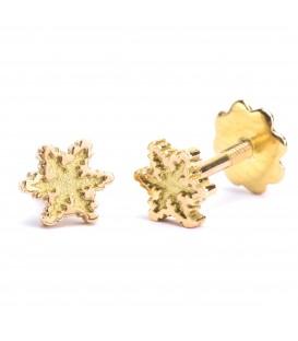 Pendientes Bebé Oro Amarillo 6,5mm Joyerías Eguzkilore