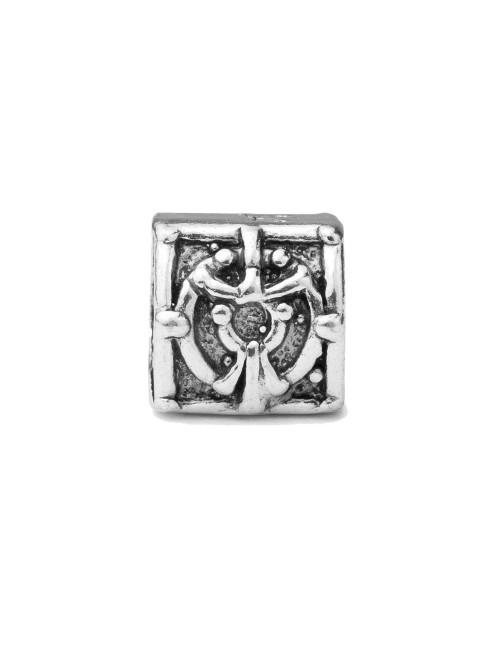 Charm Barandilla de La Concha de plata