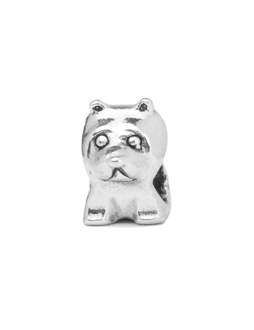 Charm Puppy de Plata