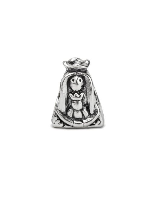 Charm La Virgen de Begoña de plata