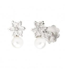 Pendientes perla 2