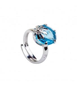 Anillo Queen Azul