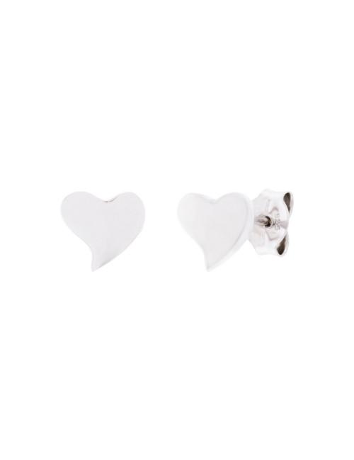Pendientes Plata Corazón-bihotza