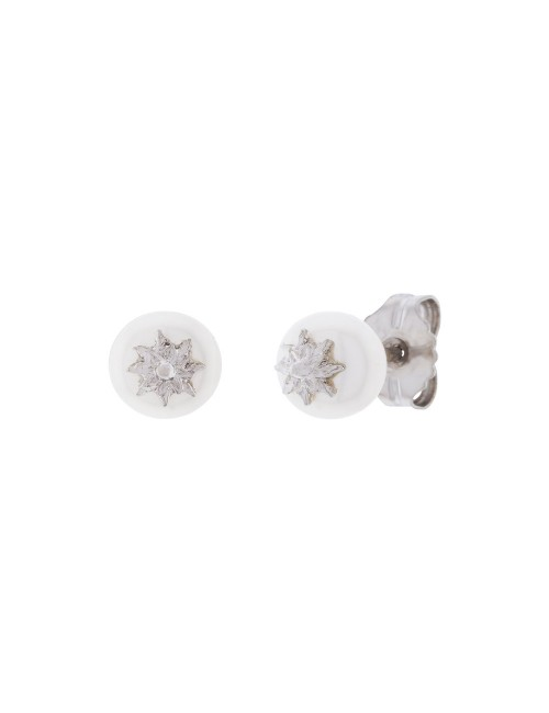 Pendientes Perla Cultivada 9mm