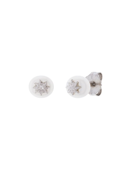 Pendientes Perla Cultivada 7,5mm