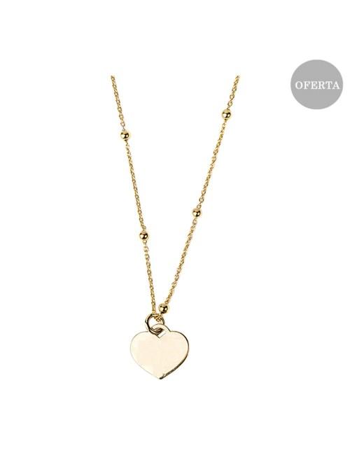 Gargantilla Mini Corazón Dorado