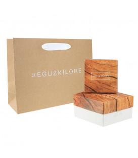 Packaging Eguzkigazte de Joyerías Eguzkilore